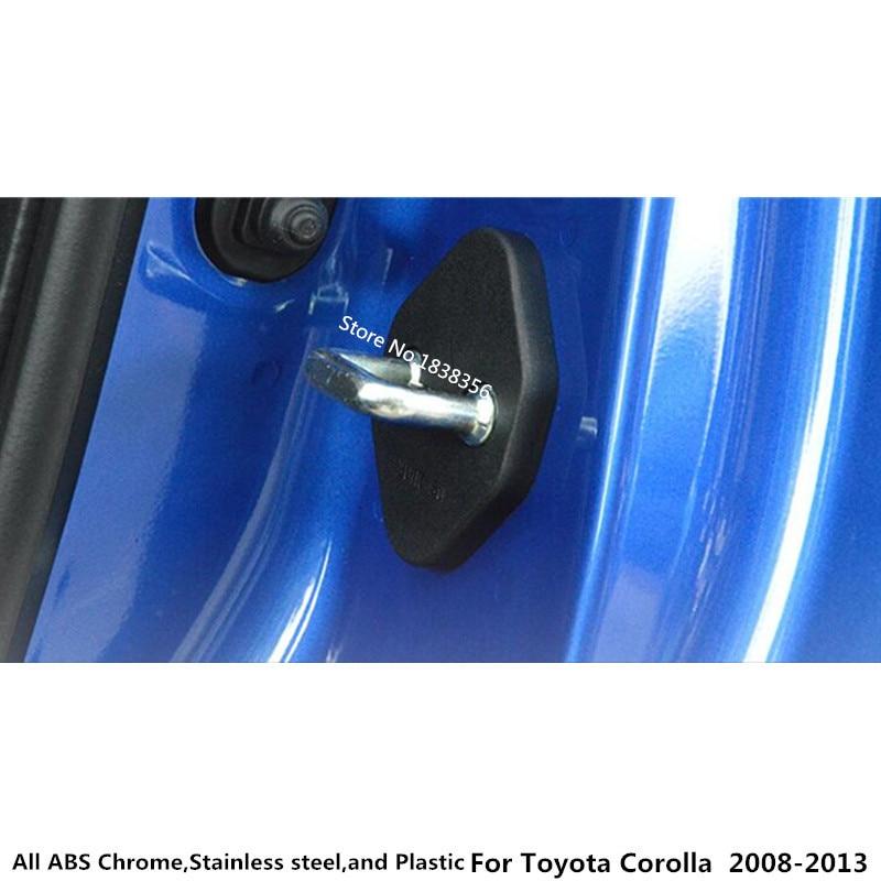 Для Toyota Altis Corolla 2008 2009 2010 2011 2012 2013 - Аксесуари для інтер'єру автомобілів - фото 2