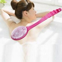 Щетка с длинной ручкой для ванной и душа