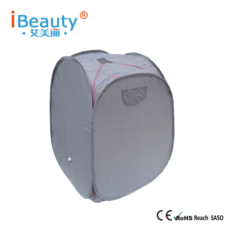 Steam Sauna tent kit for Grey sauna with steam hose Medicine Box Sauna Accessories only sauna tent no steam generator купить в Москве 2019