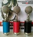 Мода 3 тип Конденсаторный Микрофон Микрофон Студия Звукозаписи Динамический & металл Подвес Новый