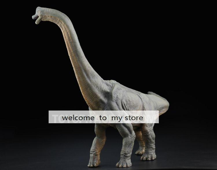 Grand 40L * 32 hcmfigure modèle Super Junior dinosaure modèle jouets Dongbo Brachiosaurus Monde Jurassique cadeau décoration