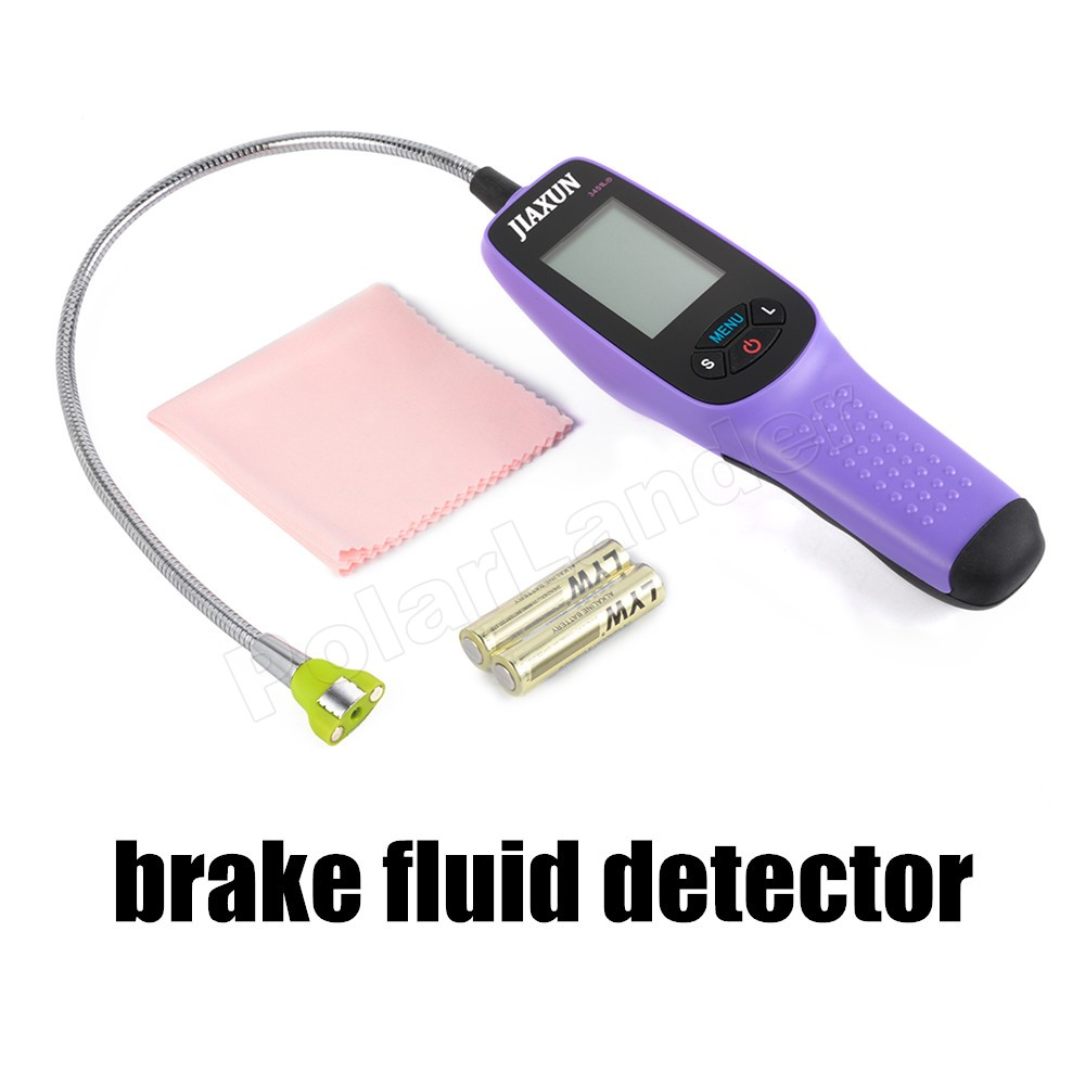 ФОТО car styling Car Vehicle Auto Detector Brake Fluid Testers Car Brake Fluid Digital Tester Testing Diagnotic Tools for all cars