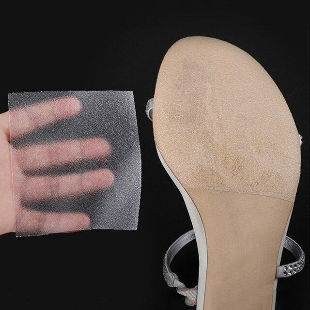 5bc71c40b086 Sole Tape Self Adhesive Anti Slip Sticker Transparent High Heels Shoe  Protective