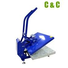 60*80 см Большие размеры сублимации на плоской подошве с принтом, с автоматическим открытием футболка теплообменная машина MP710