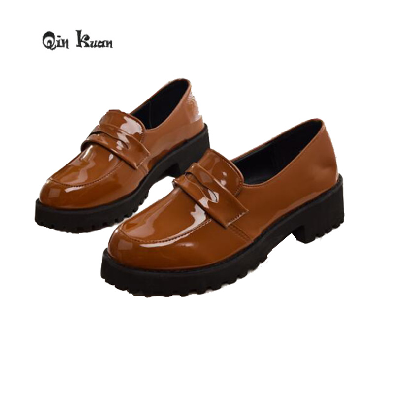 Lolita Shoes Brown