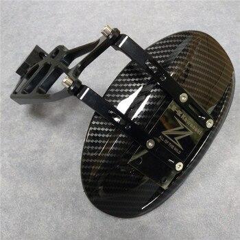 For Kawasaki Z1000 Z1000SX Z 1000 2010-2011-2012-2013-2014-2015-2016 CNC Aluminum Carbon Fiber Motorcycle Rear Fender Mudguard