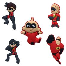 Single Sale 1 PC The Incredibles 2 Pin Lencana Bros Koleksi Charms Fit Topi Tas Pakaian Dekorasi Hadiah Kecil untuk anak-anak(China)