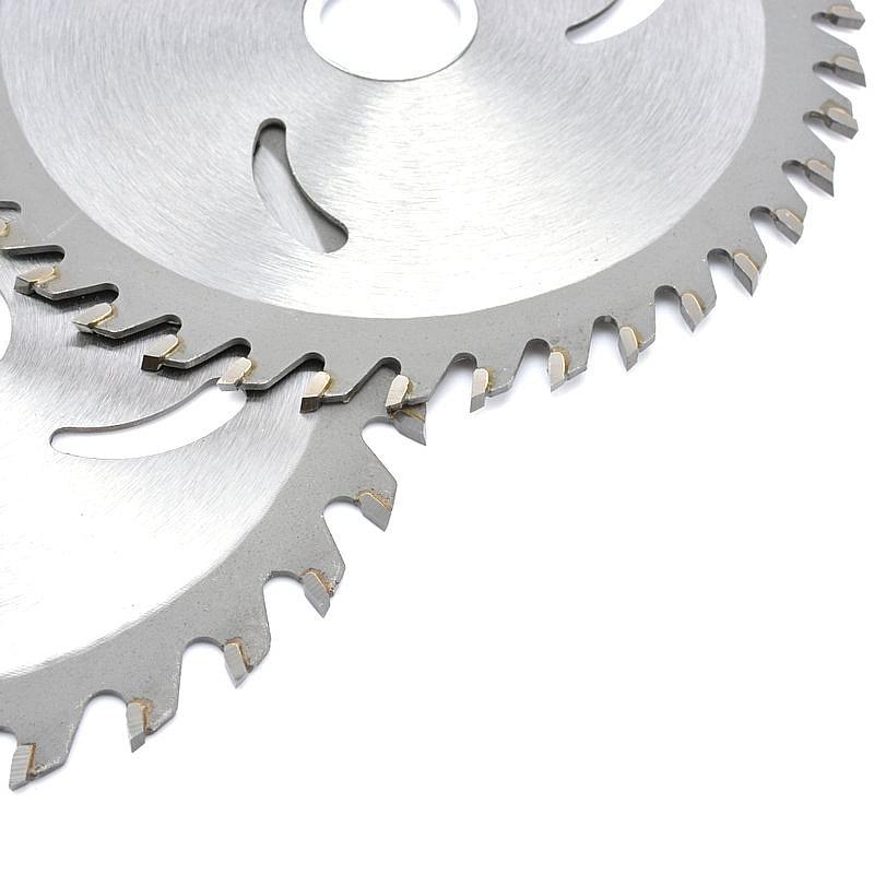 Hoja de sierra circular de aleación de acero de 4 '' / 110 mm 30 - Hojas de sierra - foto 2