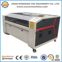 New multifunction CNC CO2 laser engraving machine for wood/jade/bottle engraving