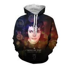 купить Jumeast 2019 New Design Men/Women Hoodies Classic Characters 3D Print Sweatshirt American Singer Long Sleeves Sports Pullover по цене 1953.28 рублей