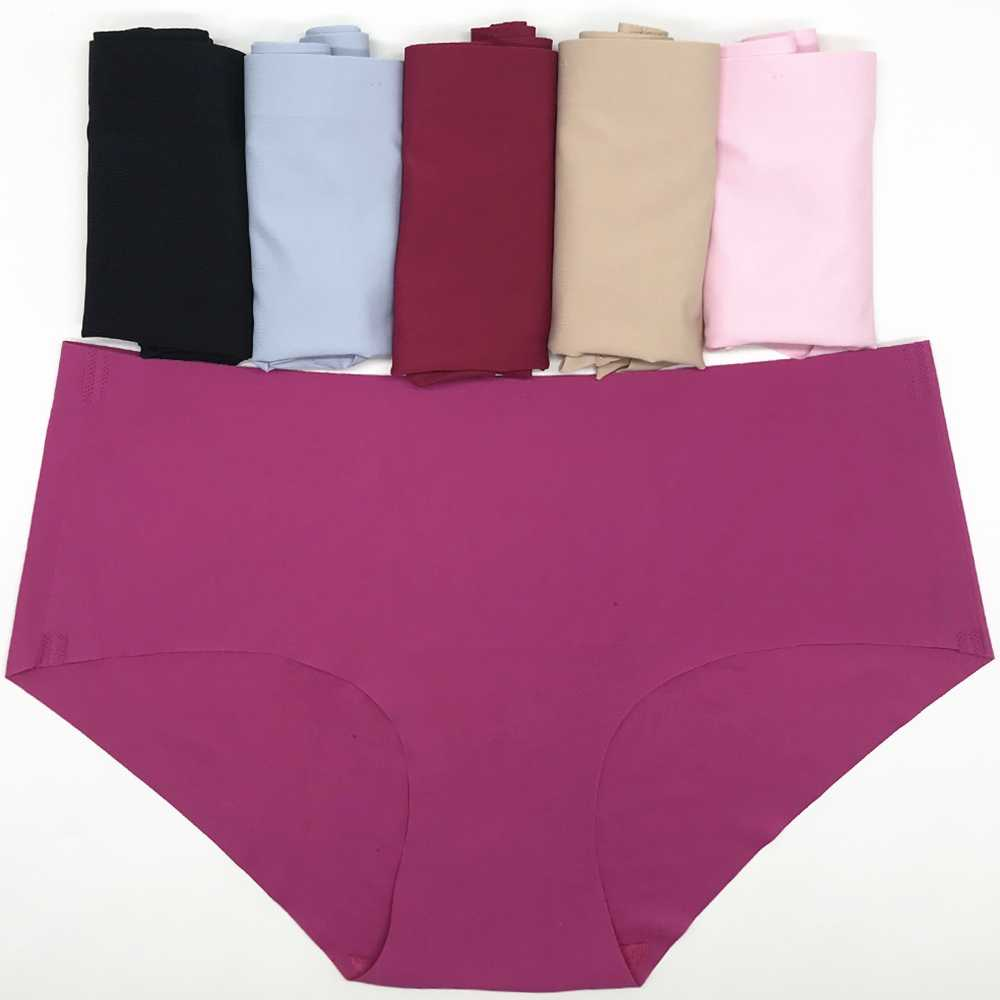 e88a44dc8d Detail Feedback Questions about 6PCs Lot Fashion Design Seamless Panties  Solid Breifs Women Underwear High Quality Spandex Ladies Sexy Lingerie on  ...