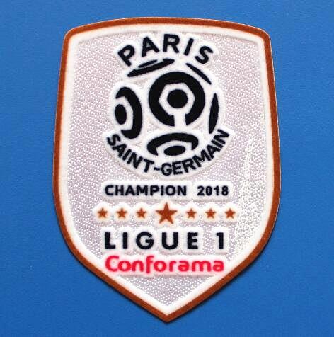 Patch Badge Ligue 1 LNF saison 1997 à 2002