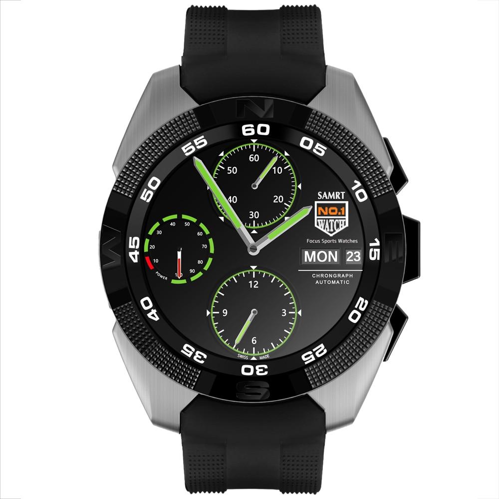 ФОТО ZAOYI Z3 dm98 Bluetooth Smart Watch Fashion IPS Screen Android 4.4 Smartwatch Phone WCDMA with Camera GPS WIFI Speaker Clock
