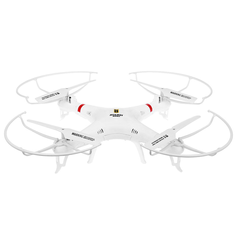 Huanqi RC Drone Dron 2.4G 4CH 6-Axis Remote Control Quadcopter RC Helicopter Quad Copter 360 Degree Flips Auto Return Drones Toy wltoys v959 2 4g 4 channel 4 axis gyro ufo 4ch remote control rc aircraft quadcopter helicopter with camera wl v959 quad copter