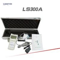 LS300 A портативный измеритель скорости 0.01 ~ 4.0 м/с расход диапазоне положение стержня измерения метод Измерения 8.4 В, 4*16 ЖК дисплей