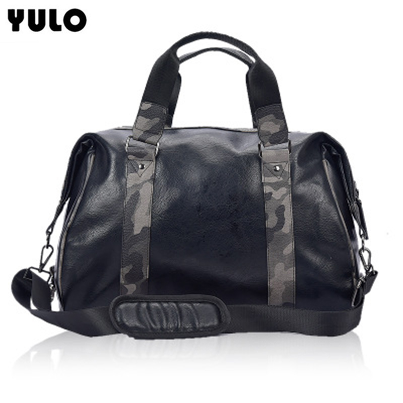 YULO Exclusive Handbag Korean Version Of The Large-capacity Travel Bag Travel Bag Men's Messenger Bag