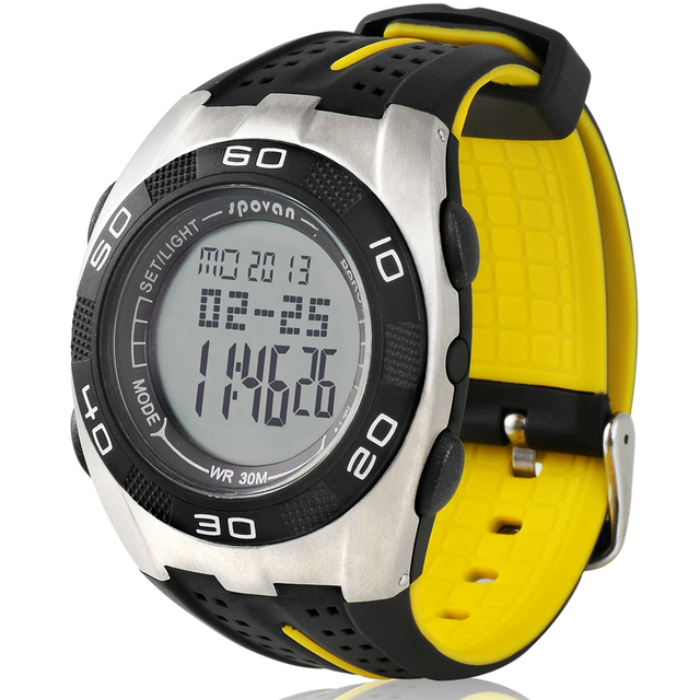 Spovan blade 5 multifunctional outdoor sports watch altitude mountaineering barometric altimeter instrument male waterproof