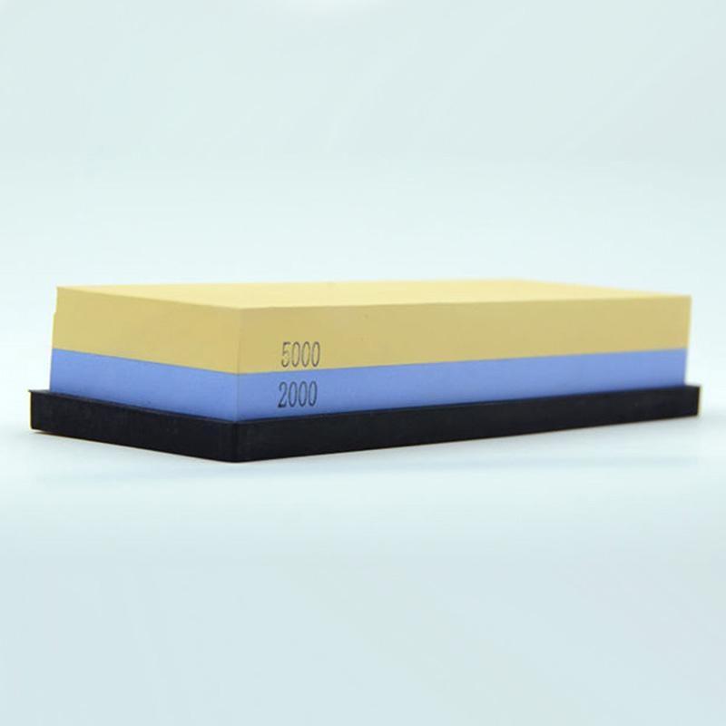 SaiDeng 2000 #5000 # Кухня Профессиональный Ножи точилка воды бруска корунд точильный камень двойной камень колеса-25