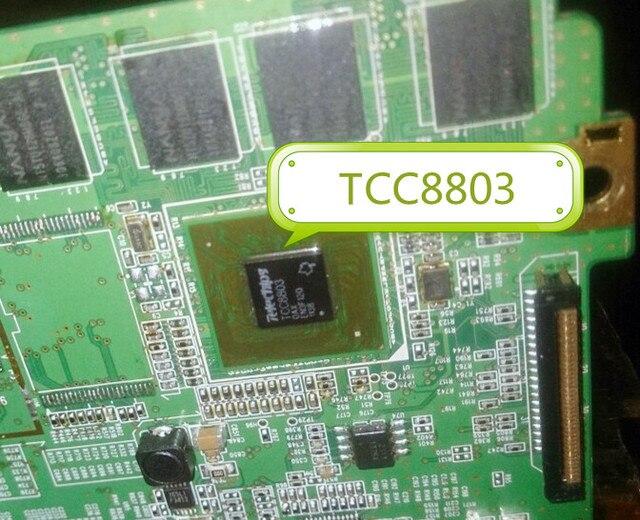 10 個 TCC8803 TCC8803 OAX TCC8803 0AX オリジナル新高品質