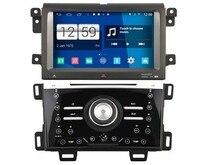 S160 Android Reproductores de audio para el coche para Ford Edge 2013-2015 (Digital aire versión) coches reproductor de DVD GPS navegación unidad principal dispositivo BT WiFi 3G