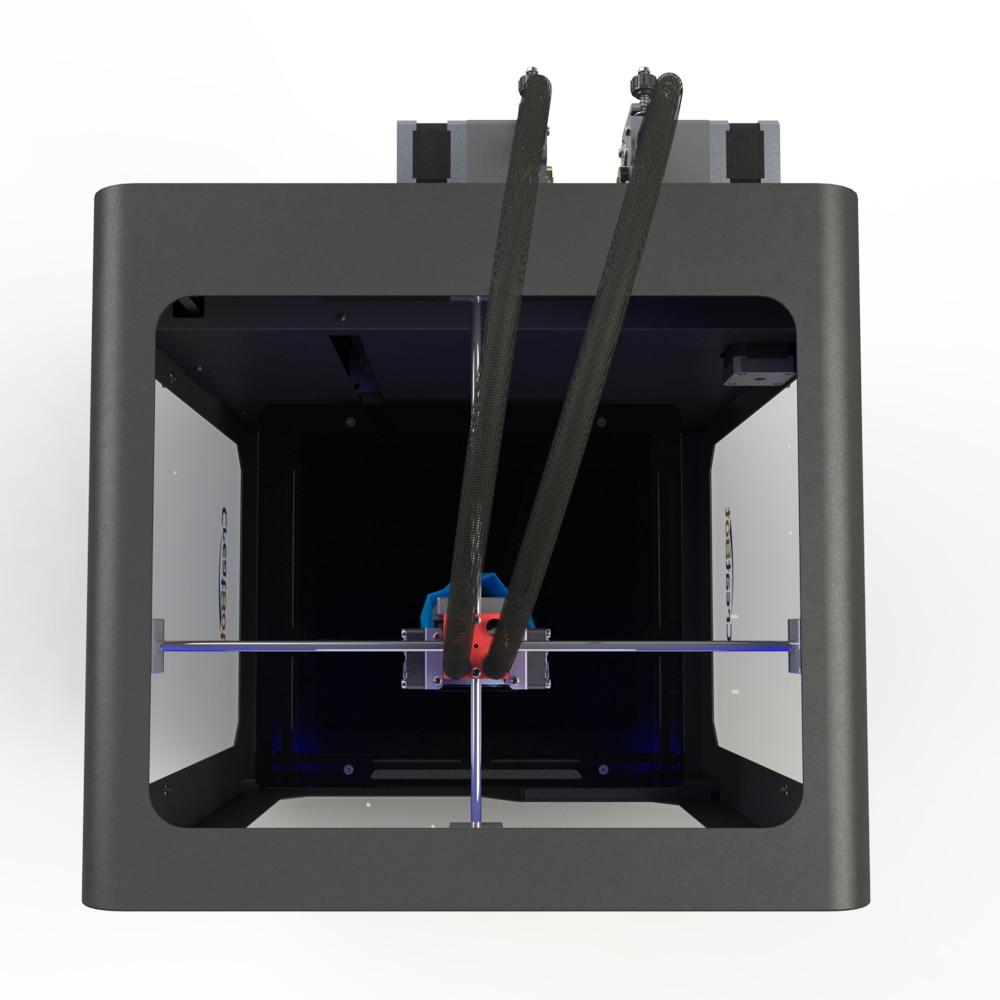 300 * 250 * 300 mm liela izmēra Creatbot DX03 3D printeris - Biroja elektronika - Foto 2