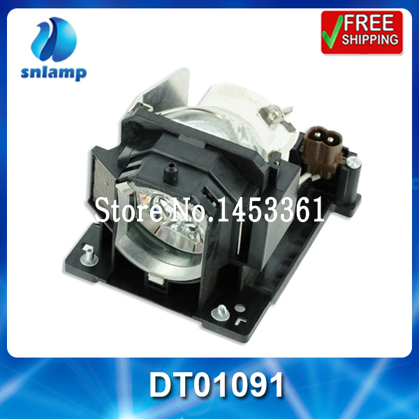 ФОТО Cheap compatible projector  bulb lamp DT01091 for ED-D10N ED-D11N ED-AW100N ED-AW110N CP-D10 CP-DW10N CP-AW100N HCP-Q3W HCP-Q3