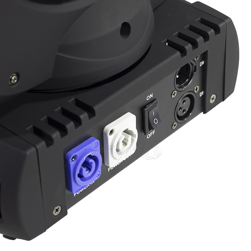 Image 5 - LED Beam 36x3W Moving Head Light RGB LED Wash Light With 9/16 Channels Linear Dimming DMX512 Stage Lights Professional Stage&DJ-in Stage Lighting Effect from Lights & Lighting