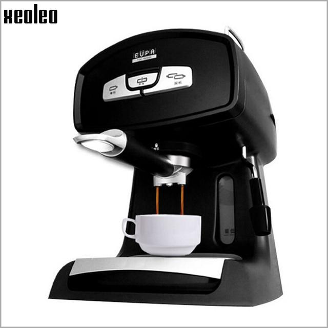 Xeoleo 15 Bar Espresso Coffee Machine Pump Pressure Maker High Full