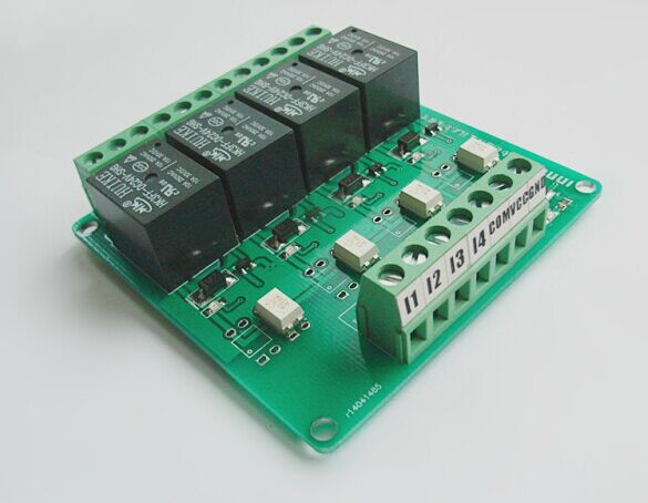 цена на 4-channel   relay module module PLC driver board control board 5V