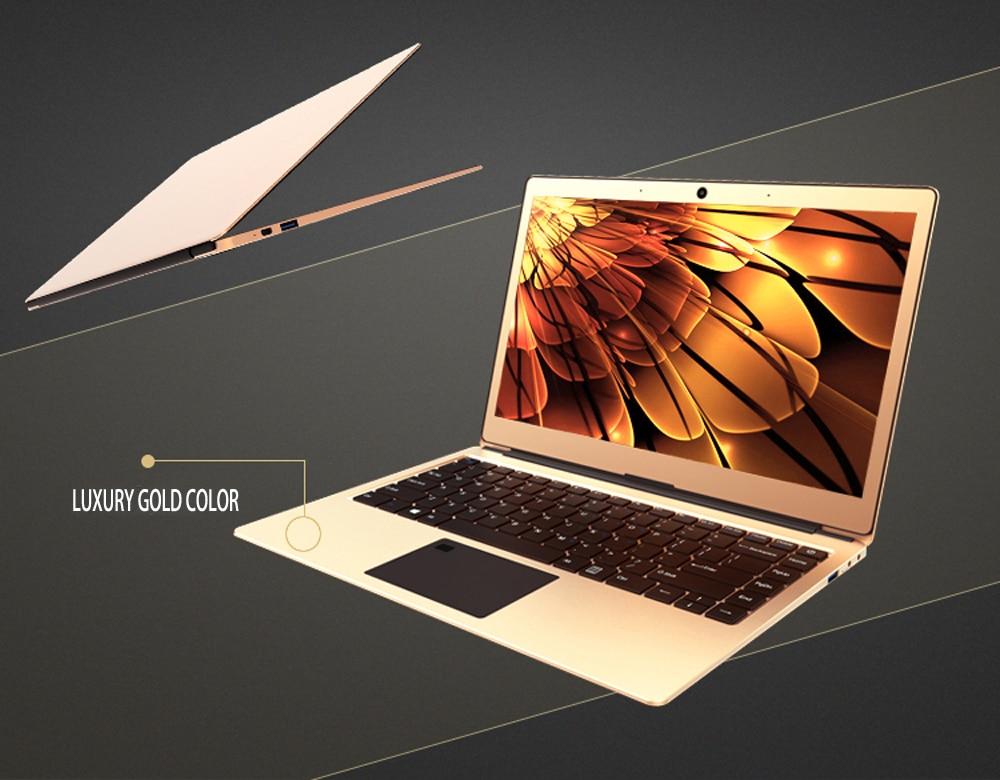 "13.3"" UltraSlim Laptop 6GB RAM+32GB+128G/256G SSD Notebook Intel Celeron N3450 HDMI Bluetooth IPS Type-C Fingerprint Recognition"