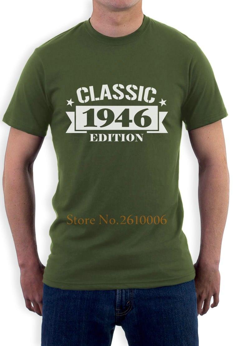 Classic 1946 Edition Funny 70th Birthday Gift Idea T Shirt