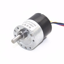 цена на JGB37-3525 DC brushless deceleration motor, long life, low noise, CW/CCW signal feedback 12V24V