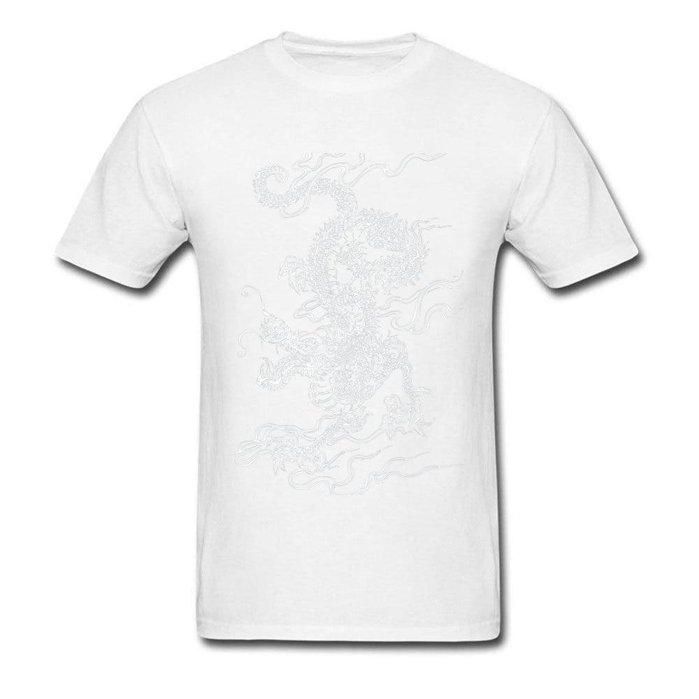 Chinese Dragon Martial Arts T-Shirt 2