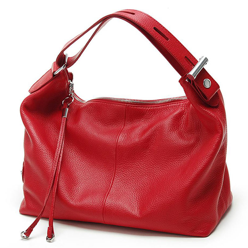 Hot Selling! Luxury Genuine Cow Leather Bag Women Handbag Soft Real Leather Women's Messenger Bags Business OL Lady Casual Tote 2016 hot selling new fashion 100% soft real genuine leather women handbag ladies shoulder tote bag satchel messenger bag quality