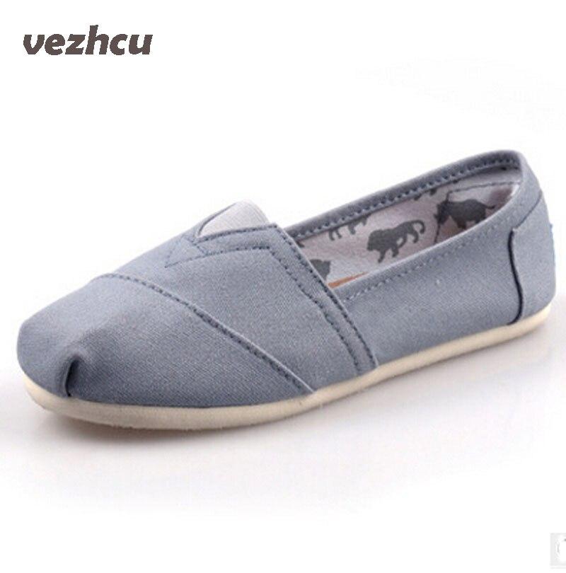 Espadrilles Mens Canvas Shoes Casual Shoes Student Trainers Shoes Flat Loafers Deck Shoes (Color : Blue Size : 39)