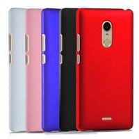 Colorful Matte Rubber Hard Back Cover Case For ZTE V5 3 V5 Pro Mighty 3 N939ST 5.5