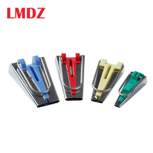 LMDZ Bias Tape Makers Sewing Accessories 6mm 12mm 18mm 25mm bias binding tape maker Domestic Machine Sewing Quilting Tools