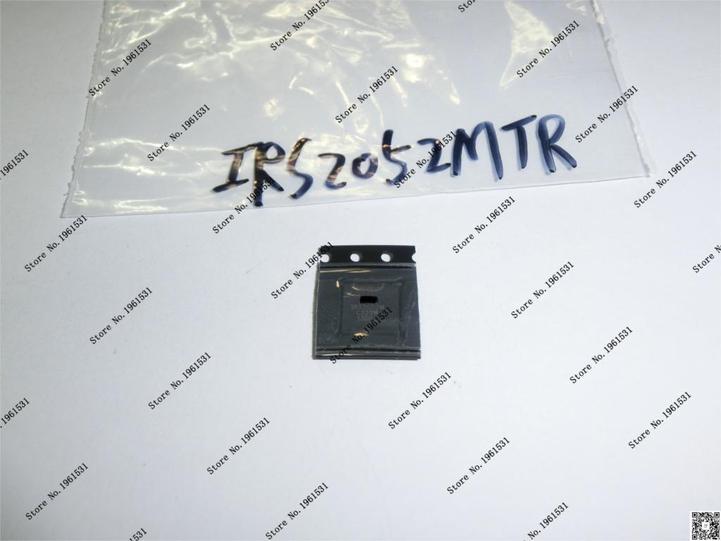 IRS2052MTR IRS2052M IRS2052 2052MTR 2052M 2052 QFN 5PCS LOT