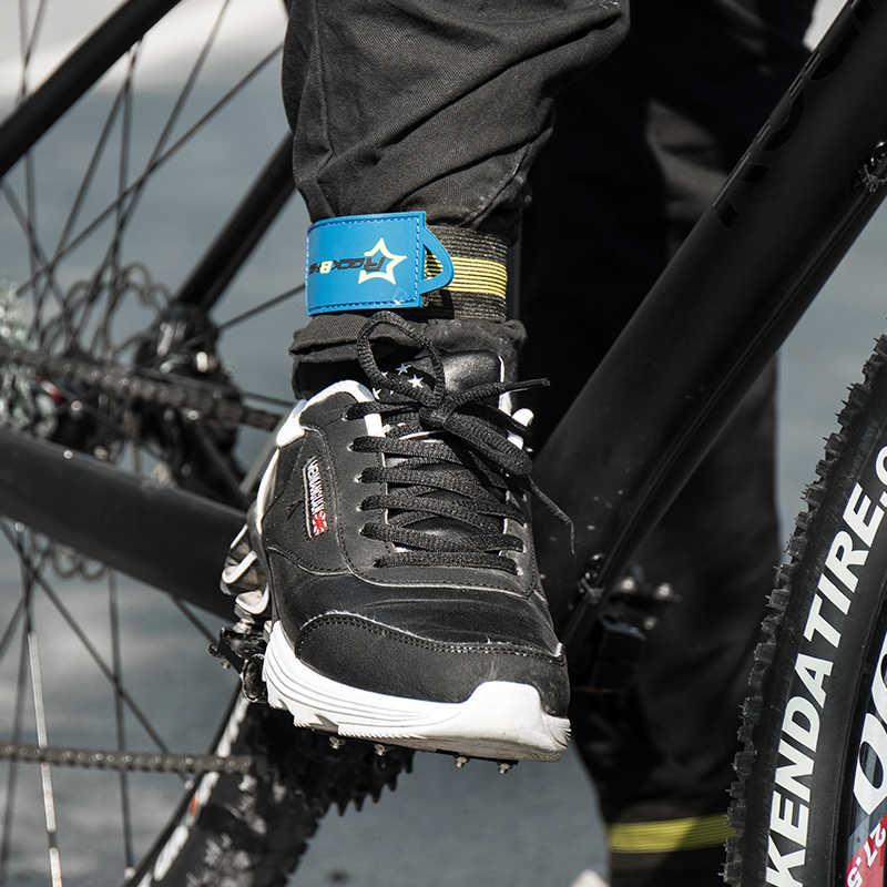 を ROCKBROS 自転車足首のサポートアウトドアスポーツランニング乗馬汗止め足安全 Pressurizable 包帯スポーツベルト保護