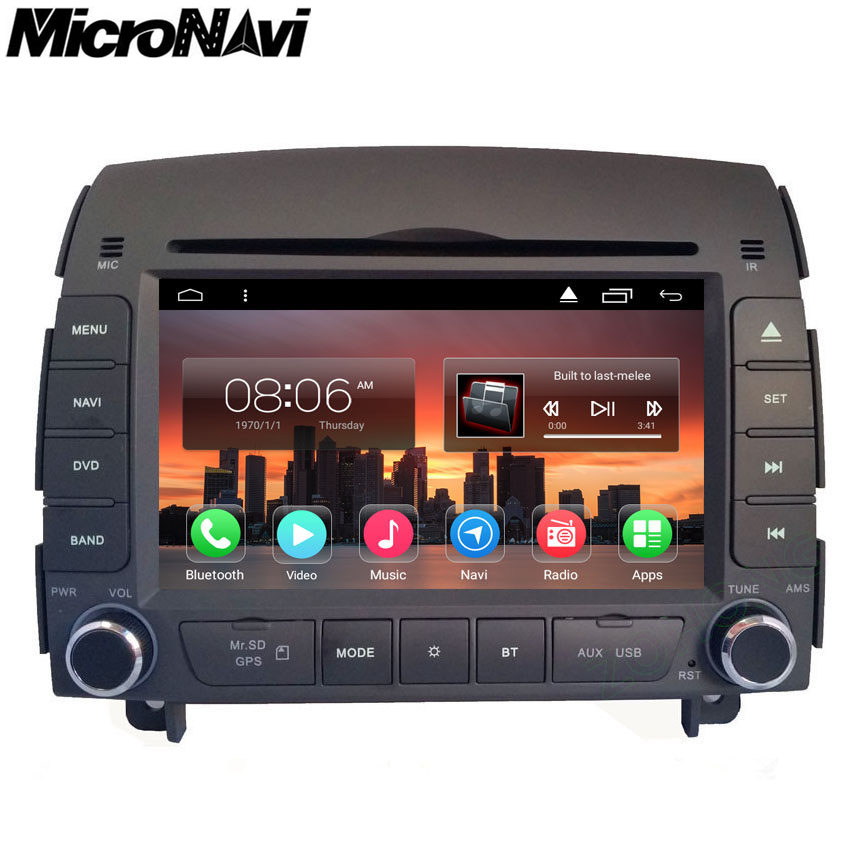 Quad Core Android 7 1 Car Dvd Player For Hyundai Sonata Nf 2004 2008 Yu Xiang 2006 Car Gps