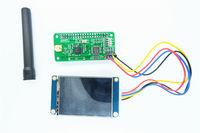 "אנטנה עבור MMDVM Hotspot w / אנטנה P25 DMR YSF + 2.4"" LCD לתצוגה Nextion עבור pi פטל (1)"