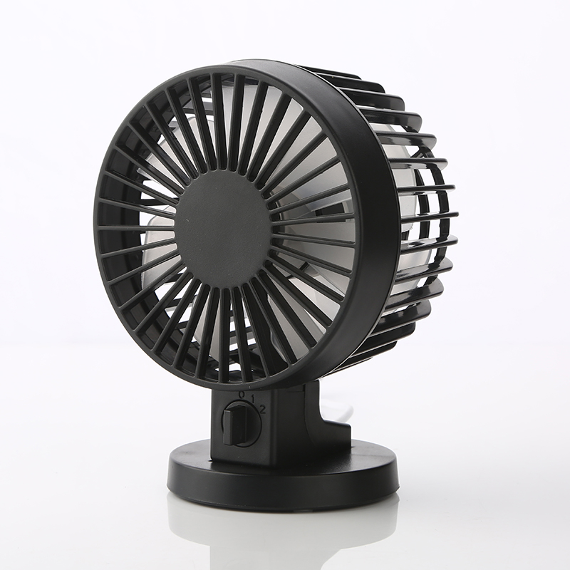 Eworld Micro Mini USB Fan Double Blades Quiet Adjustable Cooler Fan For Home Office Electric Computer Desk Fans Gift For Kids