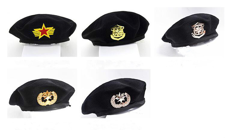 aa8f0e36aa8 Товар which in shower knitted captain cap for women party cosplay ...