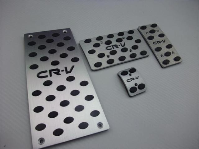 2015 Hot high quality aluminum skid accelerator pedals for Honda CRV