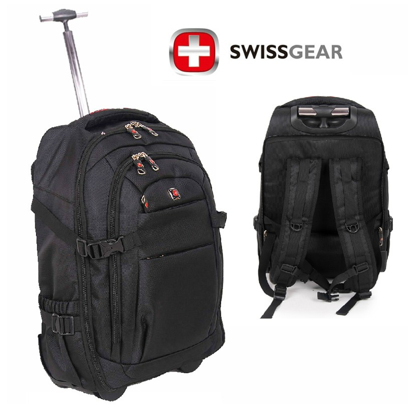 Swiss Rolling Backpack | Crazy Backpacks