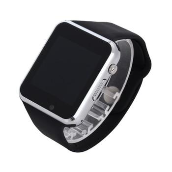free shipping A1 WristWatch Bluetooth Smart Watch Sport Pedometer With SIM Camer