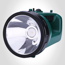 hot deal buy yage portable light led spotlights camping lantern searchlight portable spotlight handheld flashlight night lamp light yg-h103