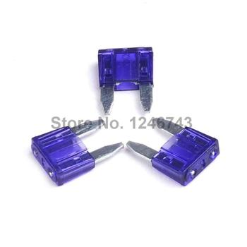 20PCS 3A ATM Mini Fuse Auto Car Boat Motorcycle Blade image