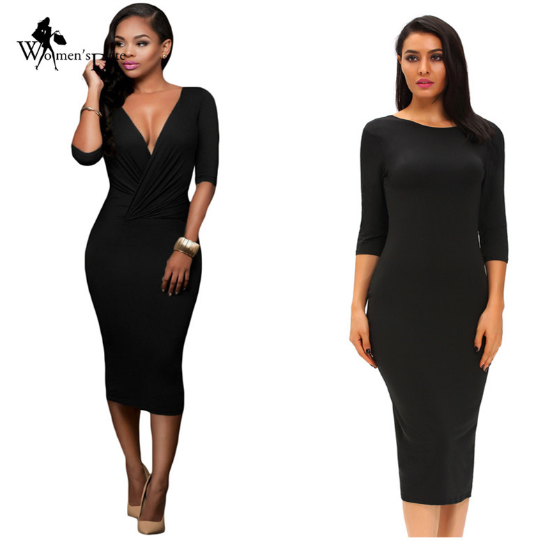 WomensDate New 2017 Spring Party Clubwear Dress Tight ...