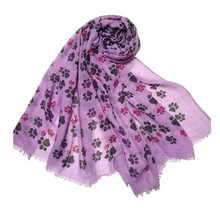 Spring and Summer Dog Scarf